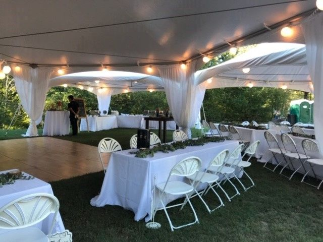 Multi Tent with Dance Floor