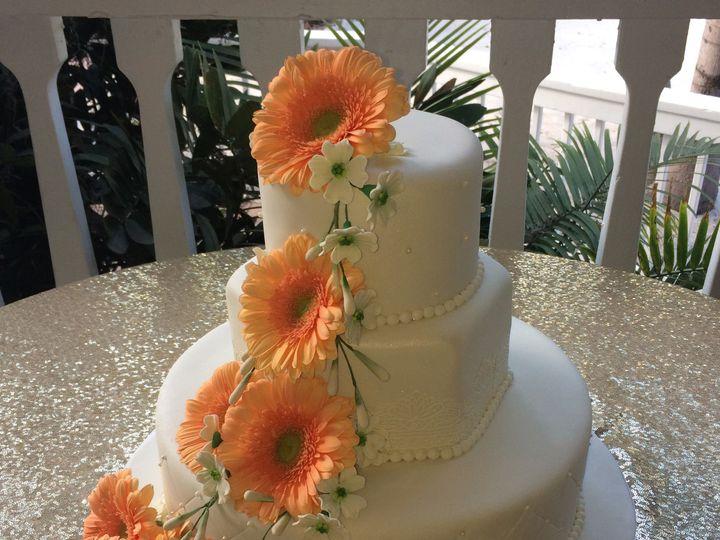 Tmx 1539109472 32af863310a5f8e1 1539109470 E07f8b8ff660d174 1539109467390 2 W 233 Kissimmee, FL wedding cake