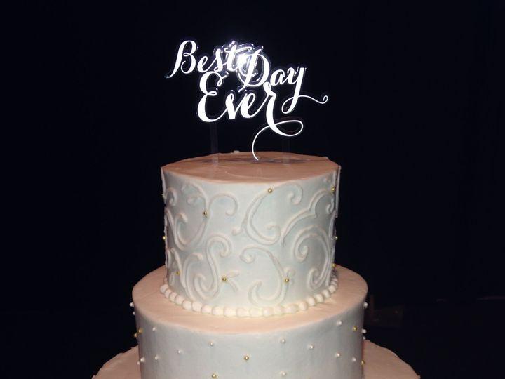 Tmx 1539109487 59e743ec6af8aa91 1539109486 8adbc2dbdcd34172 1539109482795 3 W 234 Kissimmee, FL wedding cake