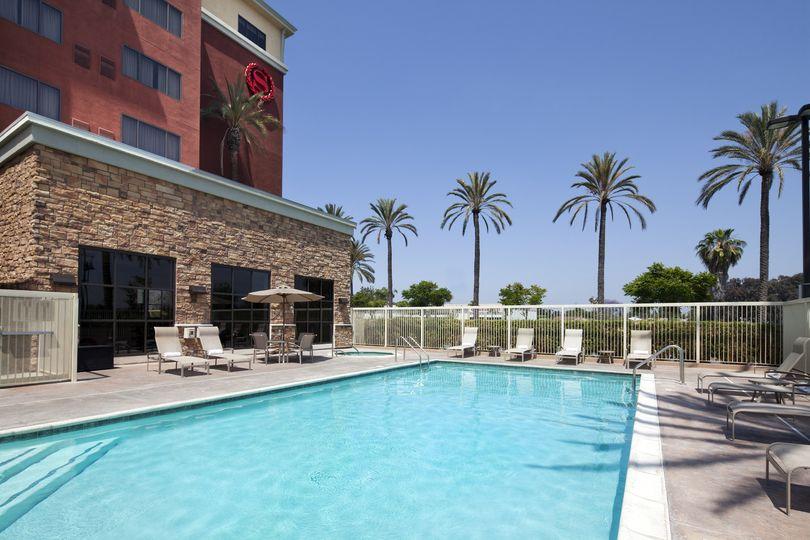 outdoor pool low