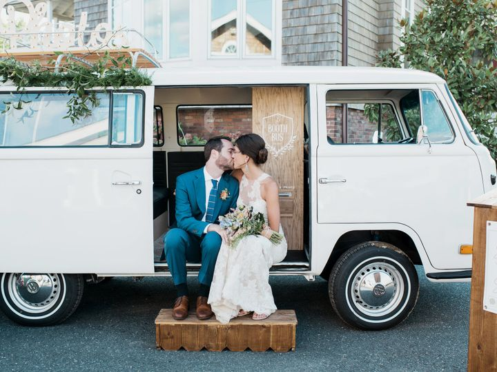 Tmx 1506391422945 Benandcaroline Monmouth Beach Weddingbychristinali Shrewsbury wedding rental