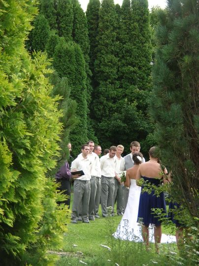 Mccrory Gardens Education Visitor Center Venue Brookings Sd Weddingwire