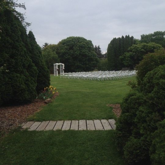 presidents garden