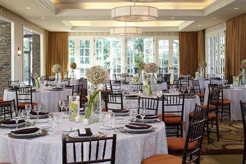 Red Oak Mansion At The Renaissance Westchester Hotel - Venue - West Harrison NY - WeddingWire