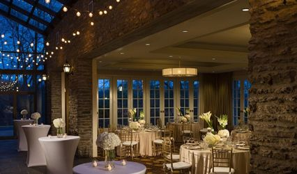 Red Oak Mansion at the Renaissance Westchester Hotel 1