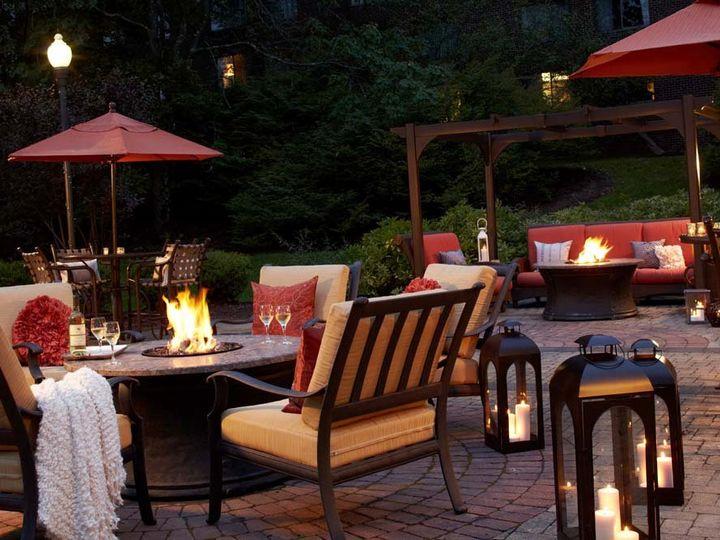 Tmx 1355327864566 OutdoorPatio1038179LR West Harrison, NY wedding venue