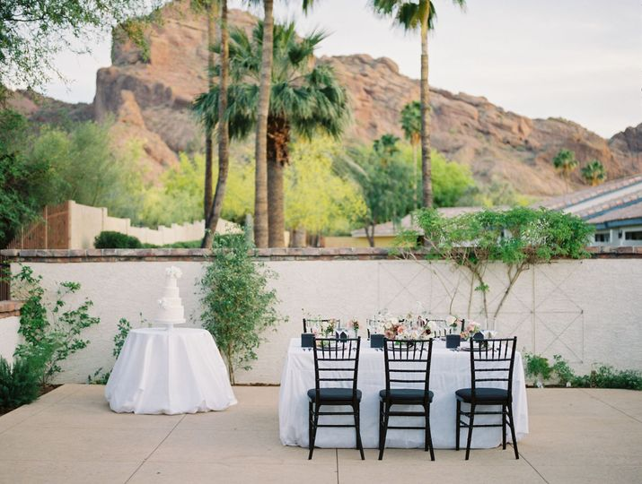 Shine Events/Charity Maurer - Styled Shoot