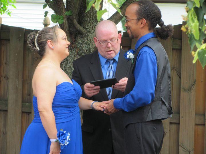 Tmx 1468284183809 Img0107 Ashtabula, OH wedding officiant