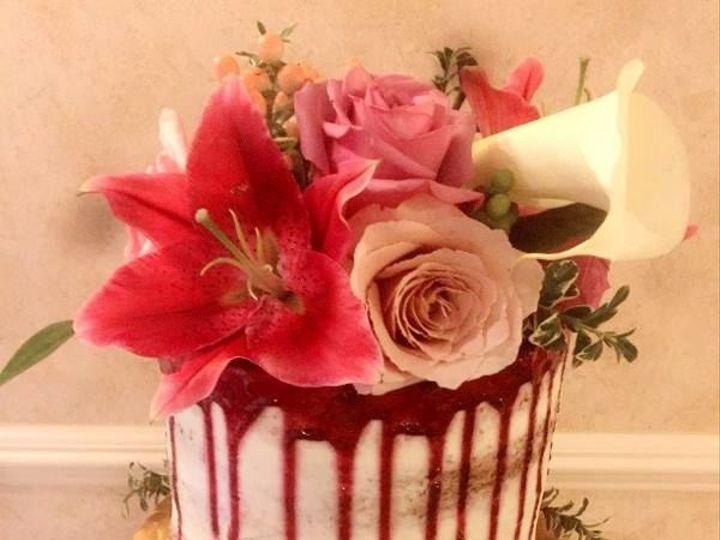 Tmx 1518105060 2ce19bfc90da6dd6 1518105059 Be0b59a9e5fd7b25 1518105059922 3 18557305 101551466 Owings Mills, Maryland wedding cake