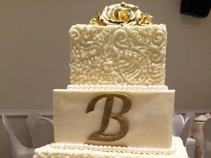 Tmx 1518105061 24937b94c090918b 1518105060 C9889b15f9c344a2 1518105059923 4 20643138 101554094 Owings Mills, Maryland wedding cake