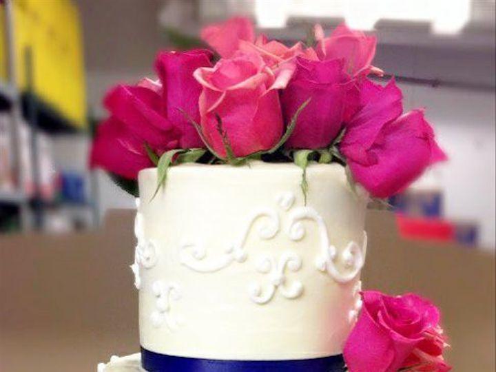 Tmx 1518105066 Fa2c38155e0c8ab6 1518105065 E6cde67ae138a20d 1518105059935 13 21766759 10155559 Owings Mills, Maryland wedding cake