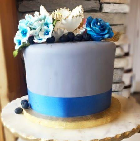 Tmx 1518105067 Ae23884873dce379 1518105066 A48a62aafd5cb7b7 1518105059938 15 22688742 10155633 Owings Mills, Maryland wedding cake