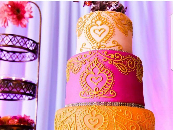 Tmx 1518105068 71e6b948039bd7e8 1518105066 C80fc8e86ca76ce2 1518105059942 16 22384289 10155591 Owings Mills, Maryland wedding cake