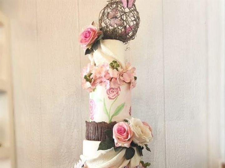 Tmx 1518105068 75118d758cf08642 1518105067 90df5ea7d7568f10 1518105059948 19 26991646 10155875 Owings Mills, Maryland wedding cake