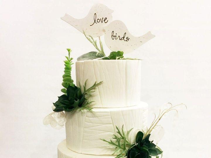 Tmx 1518105069 02b2892cddfadc47 1518105068 F8d5e2f807c389e4 1518105059952 23 27021349 10155905 Owings Mills, Maryland wedding cake
