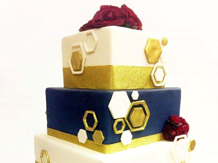 Tmx 1518105069 Bbbc682f75843869 1518105068 9b248fe90527ce33 1518105059951 22 26903660 10155885 Owings Mills, Maryland wedding cake