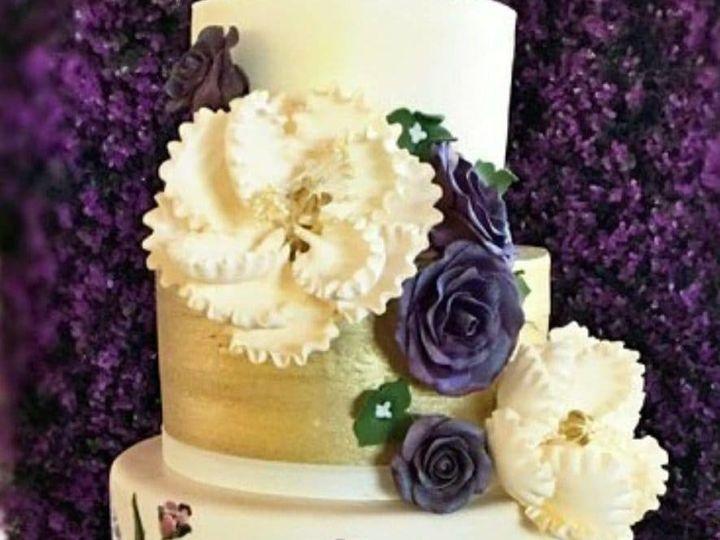 Tmx 1518105086 9ead3dcca16ad953 1518105060 6a87b9571dc1ffc7 1518105059925 7 23031628 101556602 Owings Mills, Maryland wedding cake
