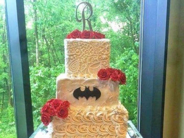 Tmx 1518140436 Ba690f559ed17c53 1518140435 Efd5f89baa2001d4 1518140433487 4 IMG 8311 Owings Mills, Maryland wedding cake