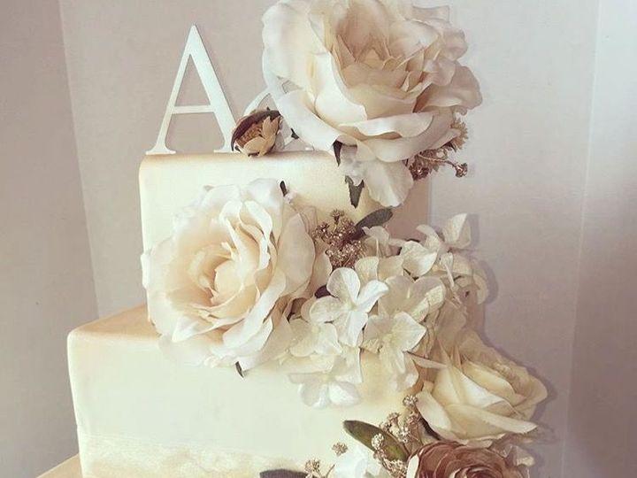 Tmx 1518140437 412ad4c35eff0547 1518140436 Dac1b44378f8c27b 1518140433493 10 IMG 8318 Owings Mills, Maryland wedding cake