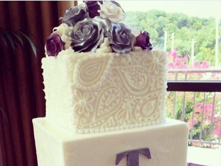Tmx 1518140437 81088c93159e8929 1518140436 3945aaaec91108dc 1518140433489 7 IMG 8315 Owings Mills, Maryland wedding cake