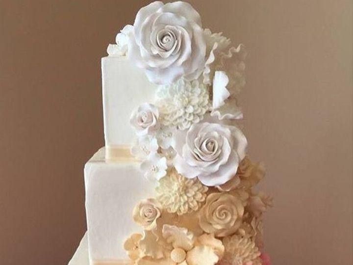 Tmx 1518140437 C9be93dc381a886c 1518140436 2df0a5f2fd076b9d 1518140433491 8 IMG 8316 Owings Mills, Maryland wedding cake