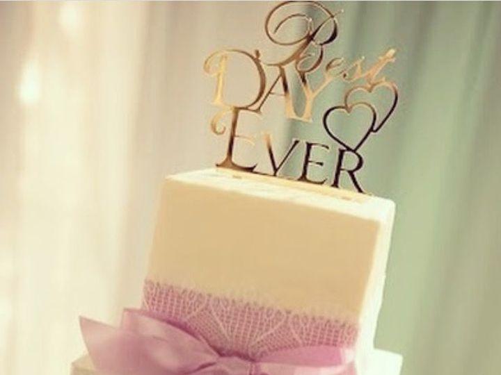 Tmx 1518140445 E6e85e7756d0f343 1518140444 De4e0bea4524db9b 1518140433495 12 IMG 8320 Owings Mills, Maryland wedding cake