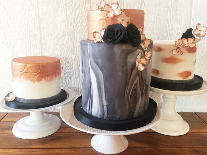 Tmx 1518140450 Ed995c18c7f39bbd 1518140447 91a4d1e9f9457c4b 1518140433504 20 IMG 8340 Owings Mills, Maryland wedding cake
