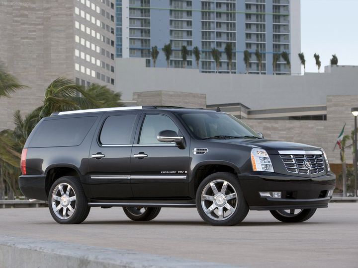 Tmx 1426531157297 Cadillac Escaladeesv20071600x1200wallpaper04 Tampa, Florida wedding transportation