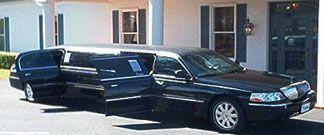5-Door 10 passenger  Super Stretch limousine