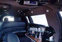 5-door limousine Interior