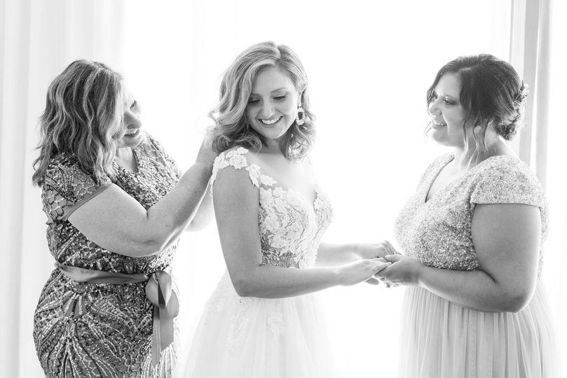 Sister, Sister, Mom!