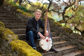 Will Dudley, Kora, The African Harp