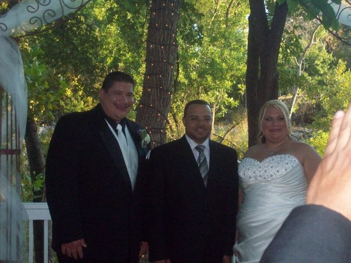 Tmx 1343247177188 Mr.andMrs.Inga Houston/Austin wedding officiant