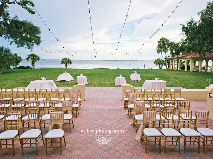 Tmx 1516308446 Fed8acfab28c1ae8 1516308445 5d29f98dac8df865 1516308440085 16 Powel Crosley Est Sarasota, Florida wedding rental