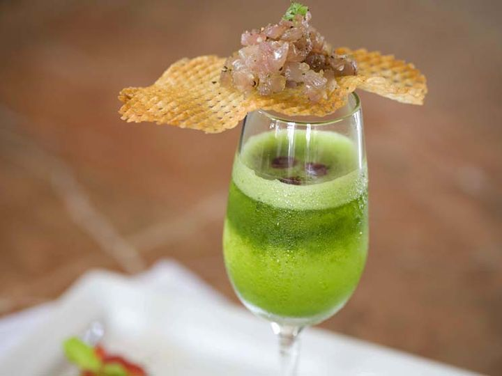 Tmx Team6 Ahi Crisp Mojito 02 51 35502 Santa Barbara, California wedding planner
