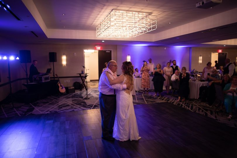 Father, Daughter Dance