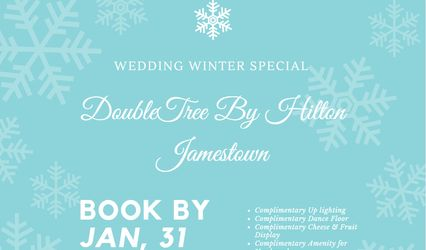 DoubleTree by Hilton Jamestown 2