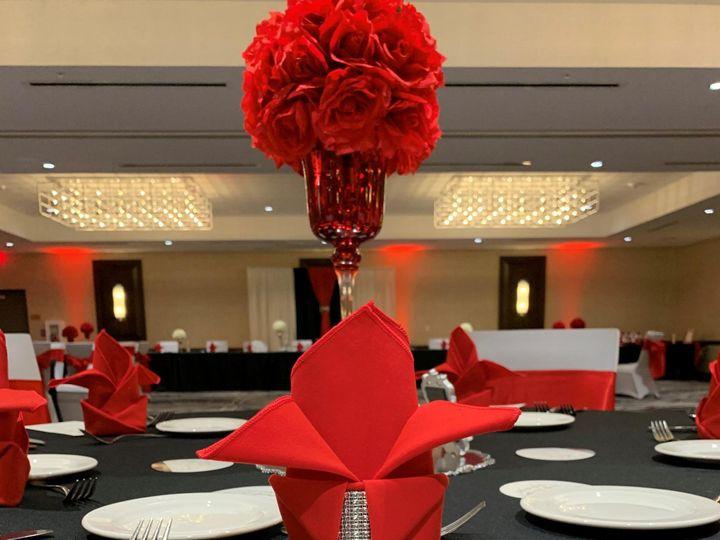 Tmx Red Napkin 51 986502 157418193430446 Jamestown, New York wedding venue