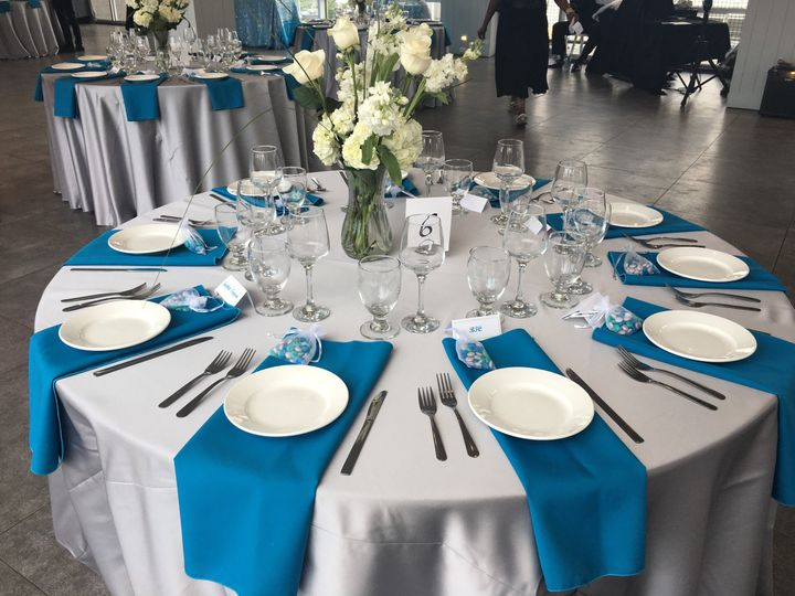 Tmx 1476891704159 Pic Table Setting Valley Stream wedding catering