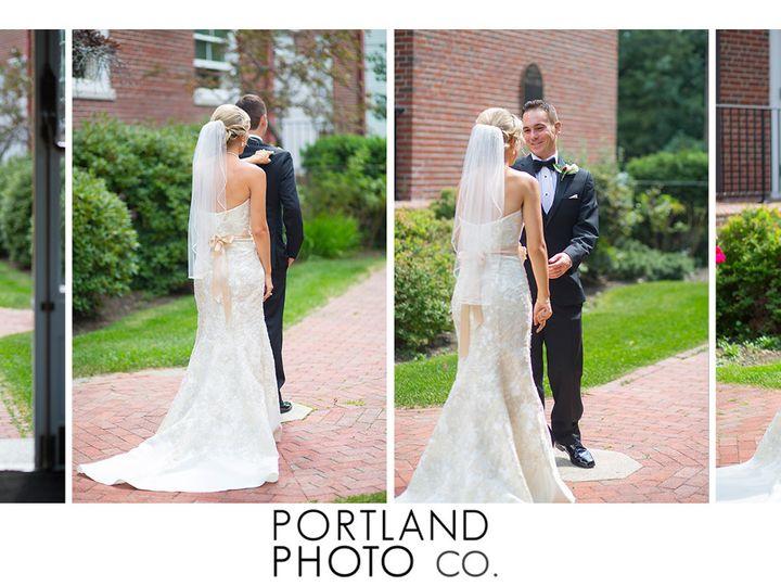 Tmx 1432405826154 First Look Garden Peaks Island, ME wedding photography