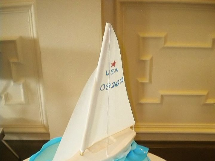Tmx 1458411205520 Sail Away Montclair wedding cake