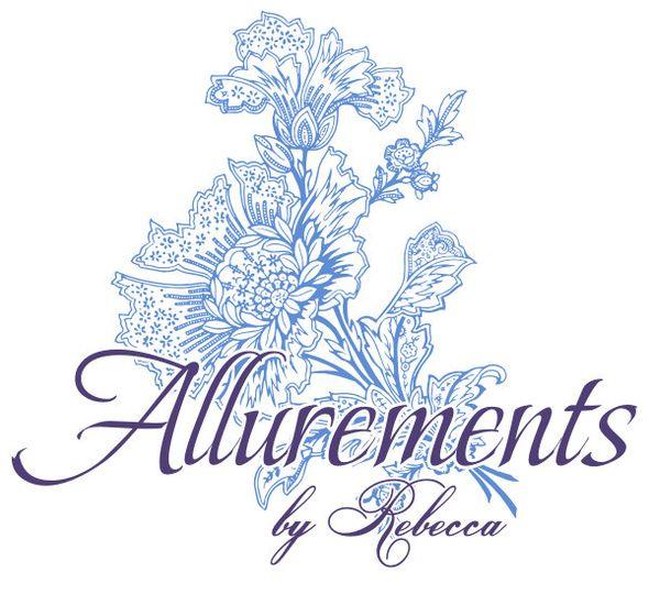 allurements by rebecca square logo