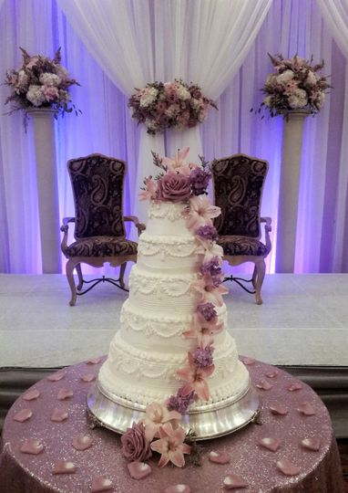 Cake and Head Table Chairs
