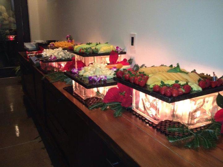 Tmx 1341854580009 Fruitdisplay Saint Petersburg, FL wedding catering