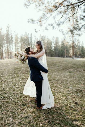 Bend, Oregon Wedding