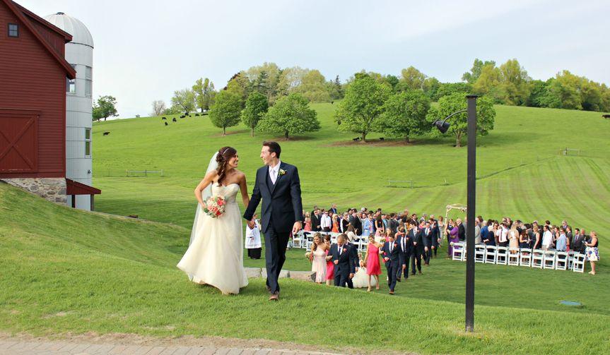 barn wedding central mass