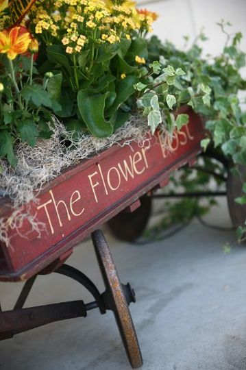 The Flower Post