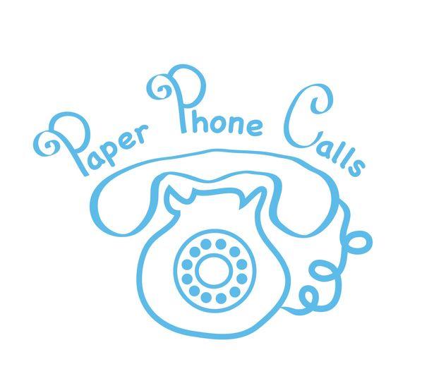 Paper Phone Calls Logo