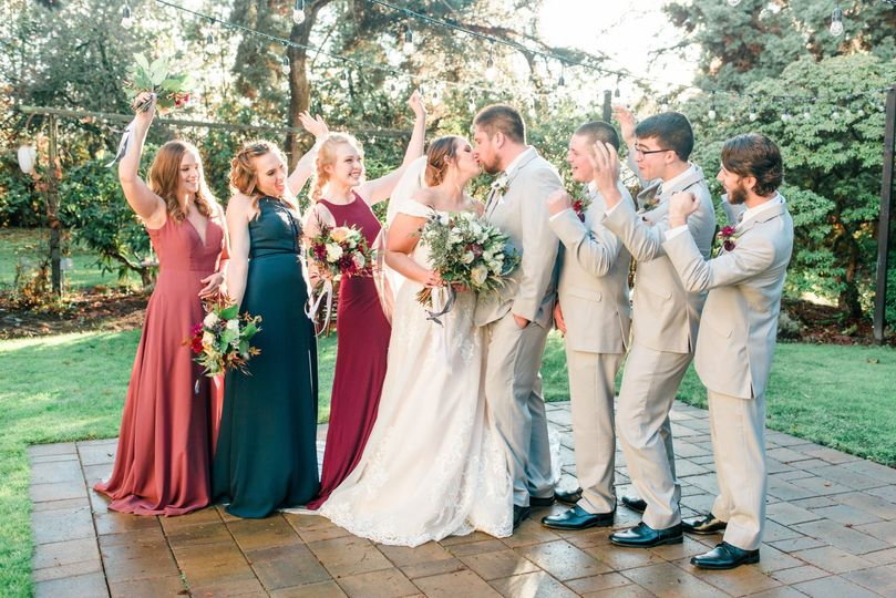 Infinity Weddings and Events by Gen