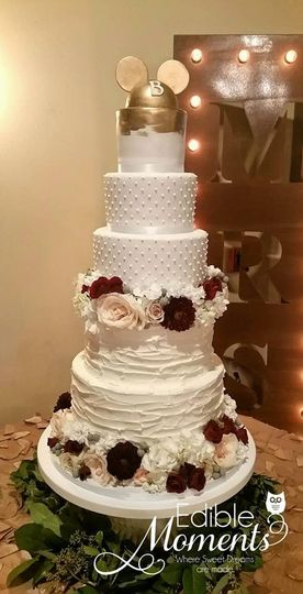 wedding cakes richmond tx edible moments wedding cake houston beaumont 25375